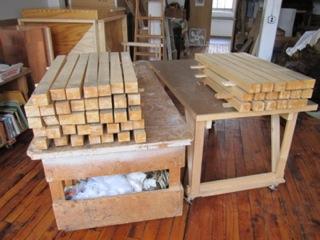 Cedar for the Deluxe Yamamoto Masao box
