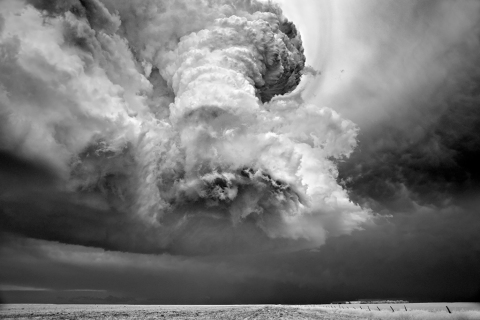 "Mitch Dobrowner ""Arm of God"""